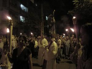Street procession